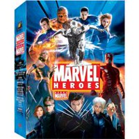 Marvel Heroes Collection (Bilingual)