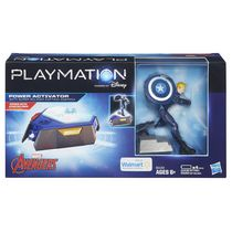 Playmation Marvel Avengers Power Activator with Super Soldier Captain America