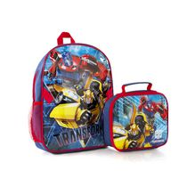 Transformers Backpack with Lunch Bag (EST-TF02-18AR)