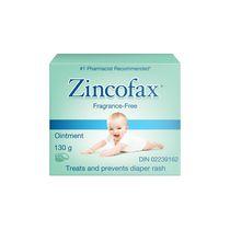 Zincofax Fragrance-Free Diaper Rash Baby Ointment