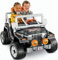Fisher-Price Power Wheels – Jeep Wrangler Tout-terrain