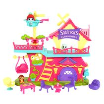 Squinkies 'Do Drops Squinkieville Clubhouse Playset