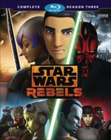 Star Wars Rebels: Complete Season Three (Blu Ray)
