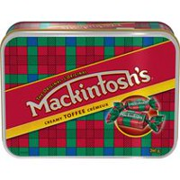 Les friandises au Toffee MACKINTOSH'S®