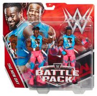 WWE Series 46 The New Day Action Figure Battle Pack
