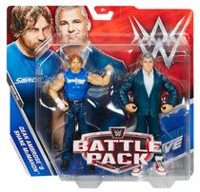 WWE Series 46 Dean Ambrose & Shane McMahon Action Figure Battle Pack