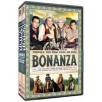 Bonanza: The Official Third Season, Volumes One And Two