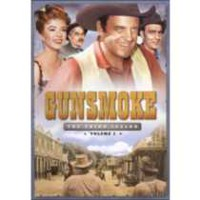 Gunsmoke: The Third Season, Volume Two