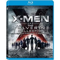 Collection X-Men Et Le Wolverine (Blu-ray) (Bilingue)