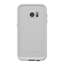 LifeProof FRĒ Case for Samsung Galaxy S7 White and Grey