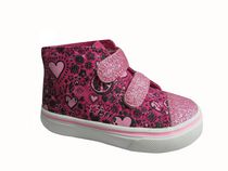 George Girls' Doodle Casual Shoes 6