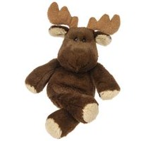 Mary Meyer - Marshmallow Zoo Junior Moose - 9""