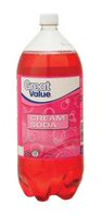 Great Value Cream Soda