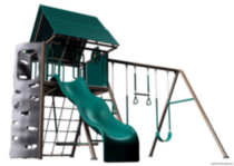 Lifetime Hard Roof Playset