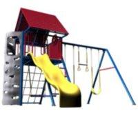 Structures de jeu et balan oires for Balancoire exterieur walmart