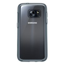 OtterBox Symmetry Case for Samsung Galaxy S7 in Clear Black