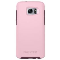 OtterBox Symmetry Case for Samsung Galaxy S7 Edge Pink