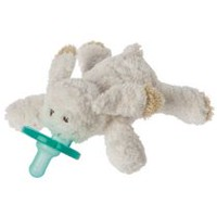 Mary Meyer Baby Oatmeal Bunny Wubbanub Infant Pacifier