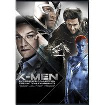 X-Men Experience Collection: X-Men / X-Men United / X-Men: The Last Stand / X-Men: First Class (Bilingual)