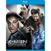 X-Men Experience Collection: X-Men / X-Men United / X-Men: The Last Stand / X-Men: First Class (Blu-ray) (Bilingual)