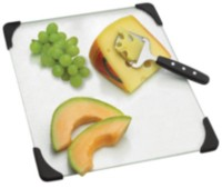 "Farberware® Nonslip Glass Cutting Board 12""x15"""