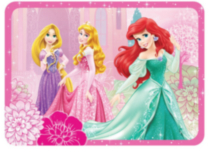 "Disney Princess ""Garden View"" Placemat"