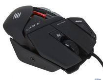 Mad Catz® R.A.T.3 Gaming Mouse for PC and Mac (Black)