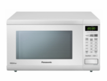 Panasonic Mid-Size Inverter® Microwave Oven White