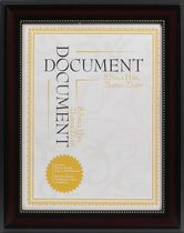 Harrison Document Frame 8.5x11 inch opening