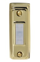 Honeywell RPW113A Wired Illuminated Door Bell Push Button