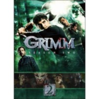 Grimm: Season Two (DVD + UltraViolet)