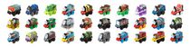 Fisher-Price Thomas and Friends MINIS Blitz, 30 pack - Walmart Exclusive