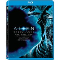 Alien Quadrilogy: Alien / Aliens / Alien 3 / Alien: Resurrection (Blu-ray) (Bilingual)