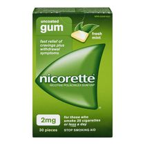 Nicorette® Fresh Mint Gum