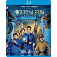 Night At The Museum: Secret Of The Tomb (Blu-ray + DVD + Digital HD) (Bilingual)