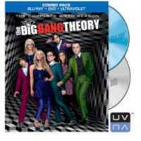 The Big Bang Theory: The Complete Sixth Season (Blu-ray + DVD + UltraViolet)