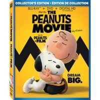 Peanuts : Le Film (Édition de Collection) (Blu-ray + DVD + HD Numérique) (Bilingue)
