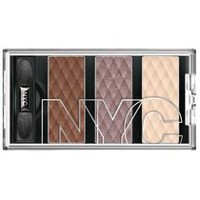 NYC New York Color High Definition Color Trio Eye Shadow Late Night Latte
