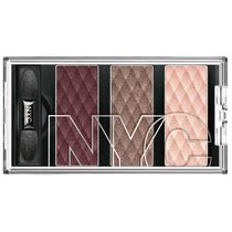 NYC New York Color High Definition Color Trio Eye Shadow Central Park Plums