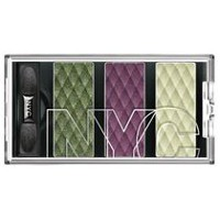 NYC New York Color High Definition Color Trio Eye Shadow West Vintage