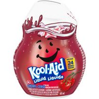 Kool-Aid Cherry Liquid Enhancer Drink Mixer