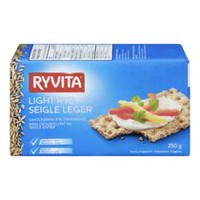 Ryvita Light Rye  Wholegrain Rye Crispbread