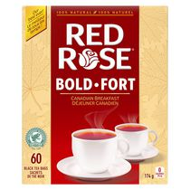 Red Rose® Canadian Breakfast Tea Bags