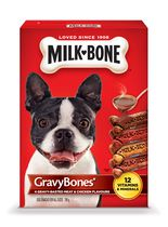 Milk-Bone Delicious Gravy Bones Dog Snacks