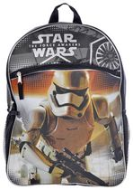 Star Wars Backpack with Front Zipper