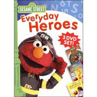 Sesame Street: Everyday Heroes 3-Pack