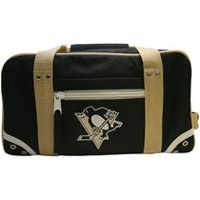 NHL Shaving/Utility Bag - Pittsburgh Penguins