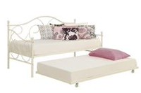 DHP Universal Daybed Trundle White