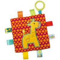 Mary Meyer Baby Taggies Crinkle Me Girafe