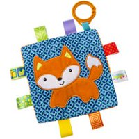Mary Meyer Baby Taggies Crinkle Me Fox